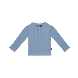 Rib Long sleeve Tee -  House Of Jamie