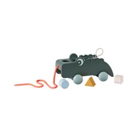 Houten trek en sorteer speeltje - Done by deer