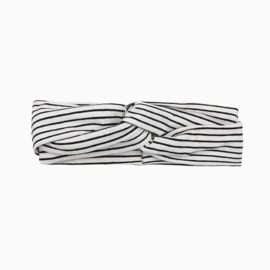 TURBAN HEADBAND Little Stripes - HOJ