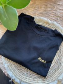 T-shirt Vrouwen Geborduurd ( Verschillende Kleuren ) Milalicious