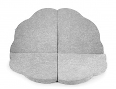 Cloud Foam Play Mat for Children, light grey - MeowBaby