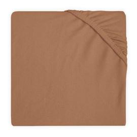 Hoeslaken Boxmatras Jersey 75x95cm - Caramel - Jollein