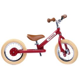 Trybike Vintage Steel Red 2in1- Co&CO