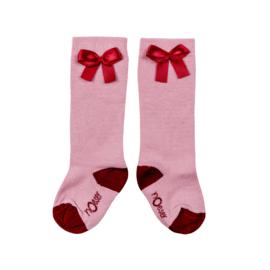 Noeser - Socks Bow Pink