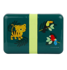 A Little Lovely Company lunch box | Jungle Tiger