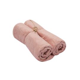 Badhanddoek Groot Misty Rose - Timboo