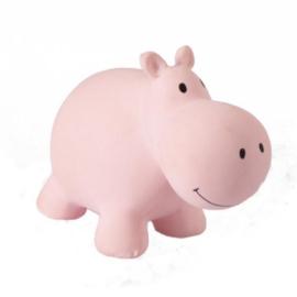 Tikiri Badspeeltje met belletje - Nijlpaard