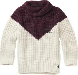 Sweater colourblock - Sproet en Sprout