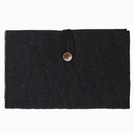House of jamie - LUIERETUI Geometry Jacquard - Black