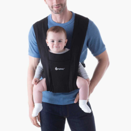 Ergobaby Embrace Newborn Carrier  Pure Black