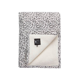 BABY SOFT TEDDY BLANKET WILD CHILD - Mies en Co
