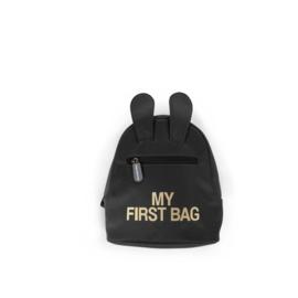 KIDS MY FIRST BAG BLACK -  Childhome