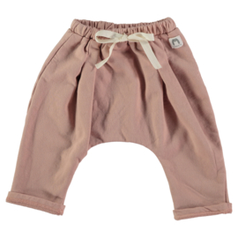 BEANS - PINK PANTS ORGANIC COTTON