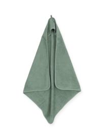 Badcape Badstof 75x75cm - Ash Green