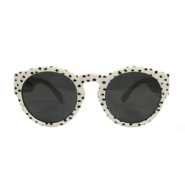Van pauline - Sunnies Creme Dots junior