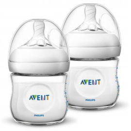 Zuigfles Natural 2.0 125ml Duo - Avent