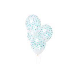 Meri Meri set van 8 ballonnen Star