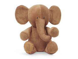 Knuffel Elephant - Caramel - Jollein