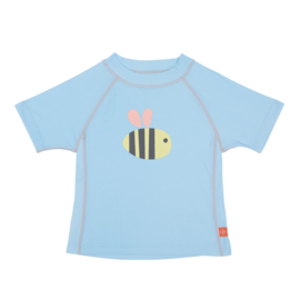 Swim Shirt Short Sleeve Bumble Bee
