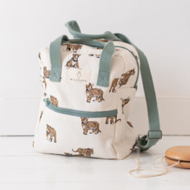 Milinane - NOE  Tiger Backpack and Sauge