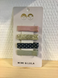 Mimi & Lula Electic molly clips