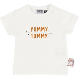 ZERO2THREE T-SHIRT Yummy Tummy