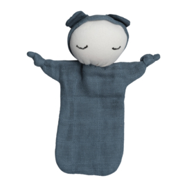 Fabelab - CUDDLE - DOLL - BLUE SPRUCE