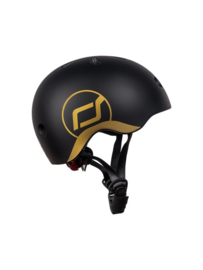 SCOOT AND RIDE - HELMET XS - GOLD