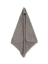 Badcape Badstof 75x75cm - Storm Grey