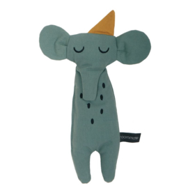 Roommate Knuffel Rag Doll Elephant - Olifant