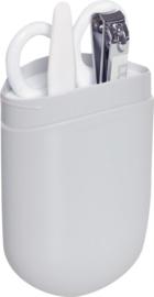 Luma - Manicureset Light Grey