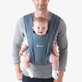 Ergobaby Embrace Newborn Carrier  Oxford Blue