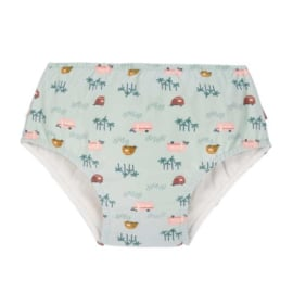 Lassig Swim Diaper Girls, Caravan Mint