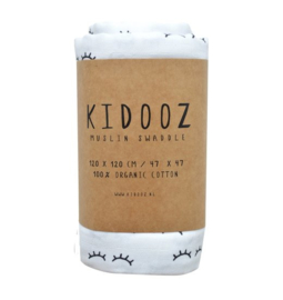 Swaddle sleepy eyes Kidooz