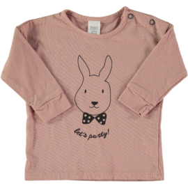 BEANS - ORGANIC COTTON RABBIT T-SHIRT VALLTER