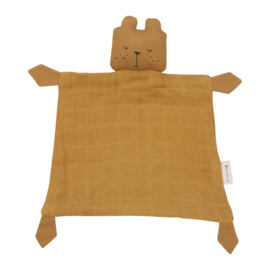 Fabelab - ANIMAL CUDDLE BEAR- OCHRE