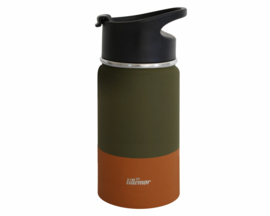 Stainless Steel Tumbler – Green/Palm - Eef Lillemor