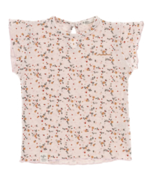 T-Shirt met Bloemenprint - Riffle