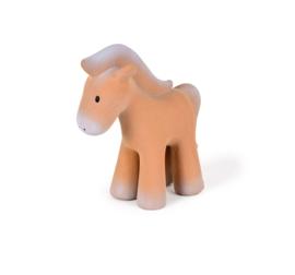 Tikiri Bijt- en Badspeelgoed met Rammelaar - Paard