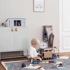 Kid's Concept - Tapijt - vloerkleed - City Aiden 130 x 170 cm
