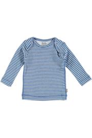 Kidscase - Roman organic NB t-shirt blue
