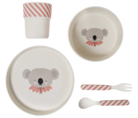 BAMBOO ECO DINNER SET – KOALA