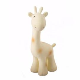 Tikiri Badspeeltje met belletje - Giraf