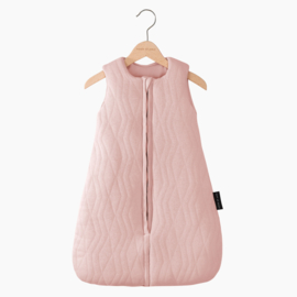 TRAPPELZAK BABY Geometry Jacquard - Powder Pink - HOJ