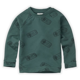 SWEATSHIRT CANDYLAND TICKET - Sproet & Sprout
