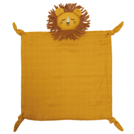 Roommate Knuffeldoek Lion - Leeuw
