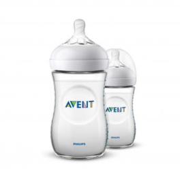 Zuigfles Natural 2.0 260ml Duo - Avent