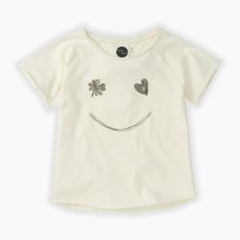 Sproet en sprout - T-SHIRT 'SMILE'