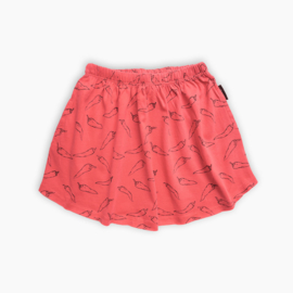 Sproet en sprout - SKIRT 'HOT PEPPER AOP