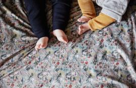 Elodie Details Pearl Velvet Deken | Vintage Flower